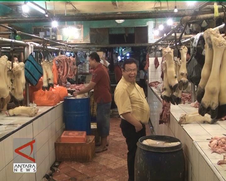 Distribusi Daging Sapi Impor Kurang