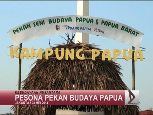 Pesona Pekan Budaya Papua