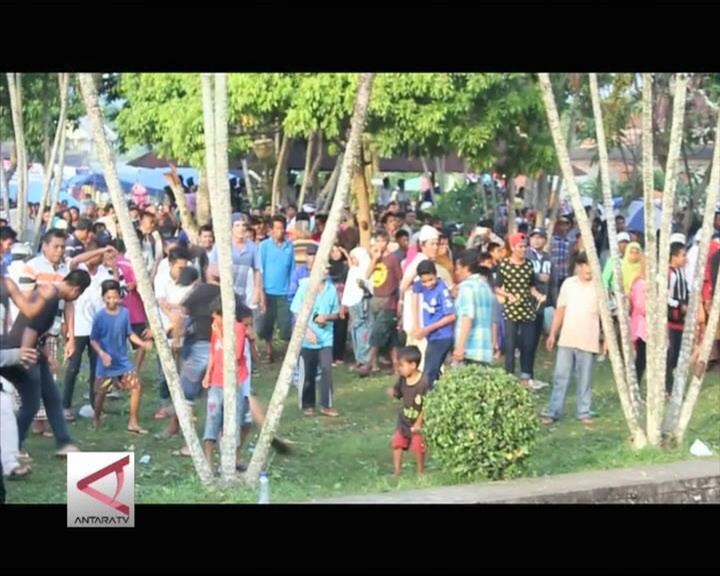 Perang Untuk Menjaga Kerukunan di Lombok