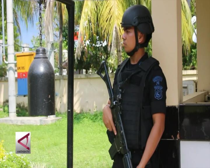 Polda NTB Tingkatkan Pengamanan
