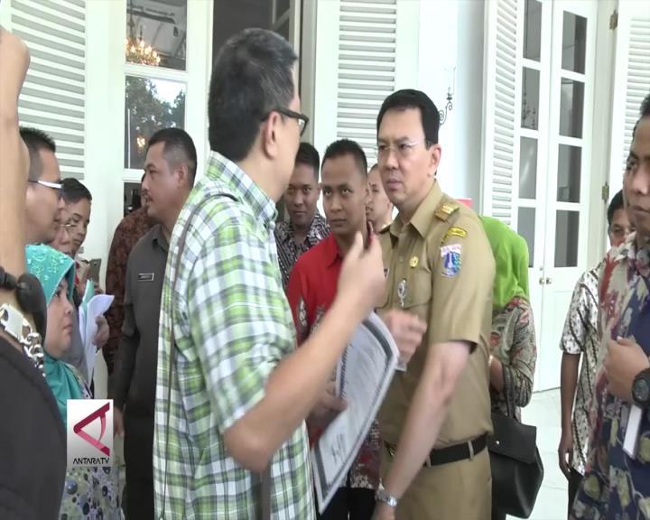 Gubernur DKI Minta RT RW Jadi Pemerhati Warga