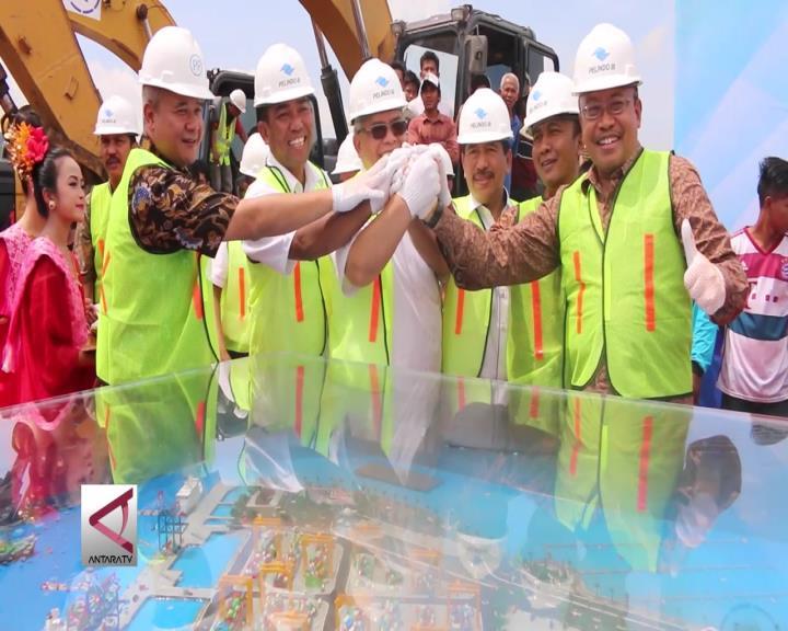 Pembangunan Terminal Gili Mas Pelabuhan Lembar