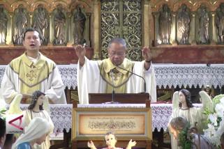 Katedral Ajak Mengisi Natal dengan Semangat Kebhinekaan