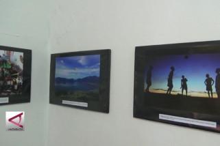 Pameran Foto  Perayaan HUT Antara Sumbar