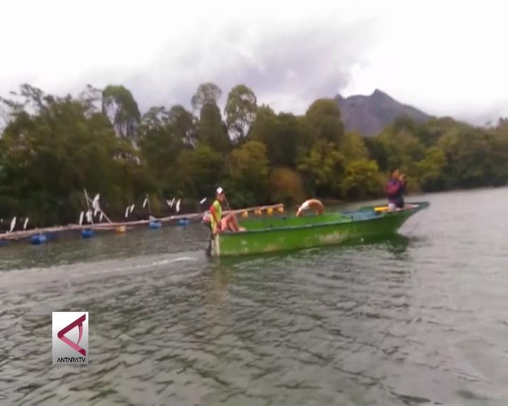 Danau Batur dan Bukit Bangli