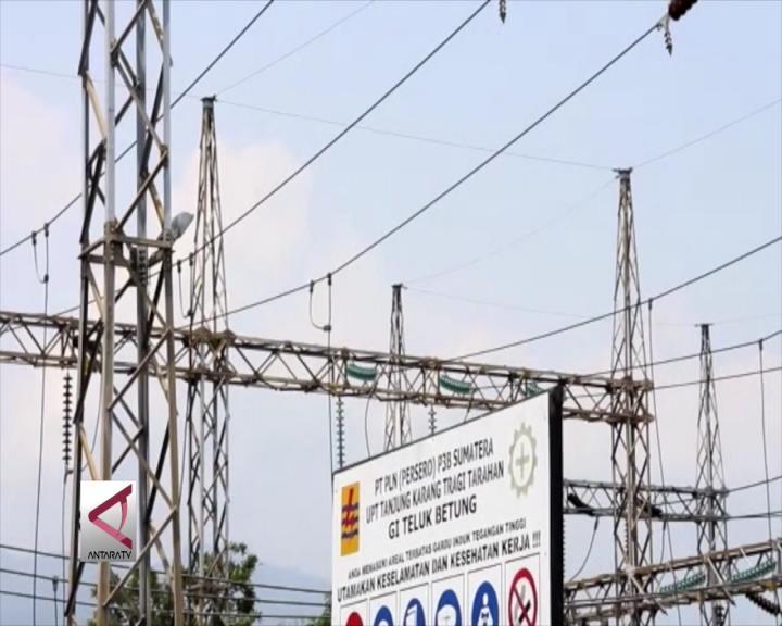 2019, Rasio Elektrifikasi Lampung 100%