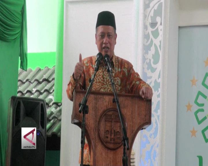 Menristekdikti Ingin Universitas NU Yogyakarta Bisa Bersaing
