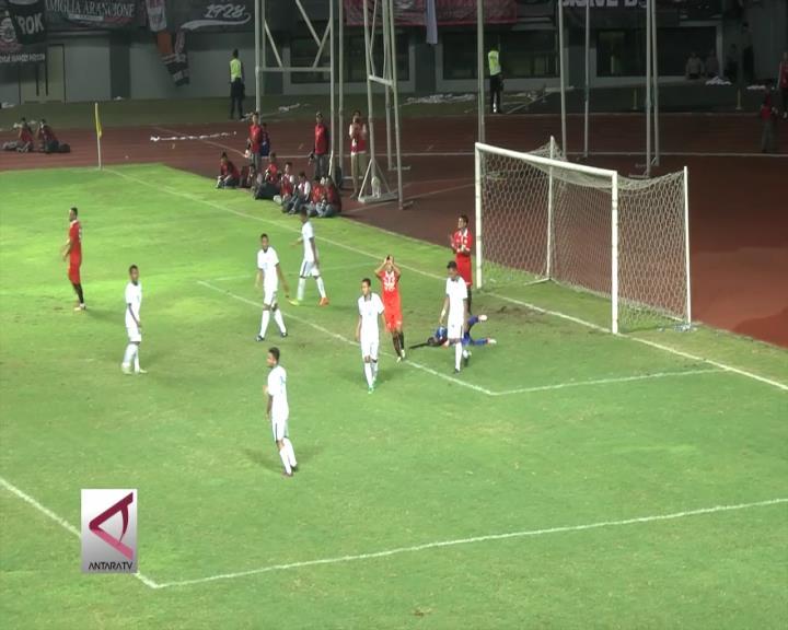 Persija VS Timnas U-22 Berakhir Tanpa Gol