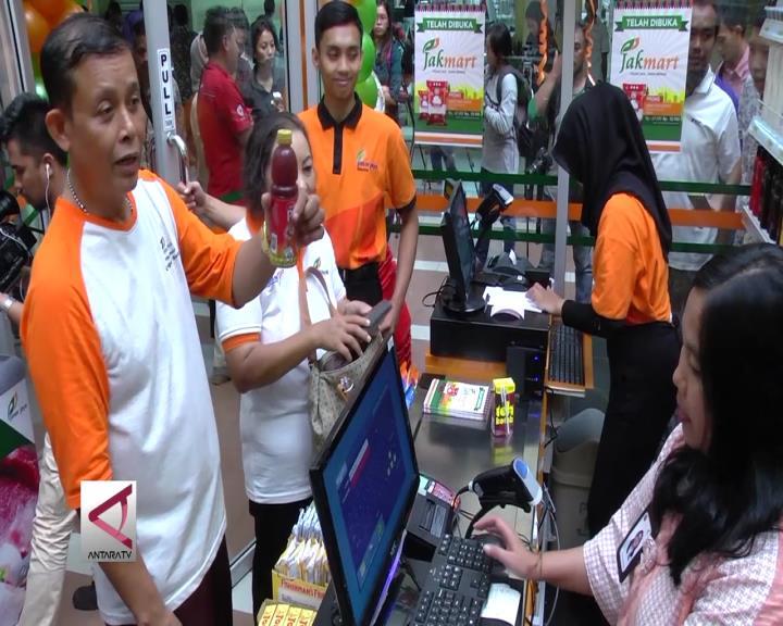 Pemprov DKI Jakarta Targetkan Bangun 44 Jakmart