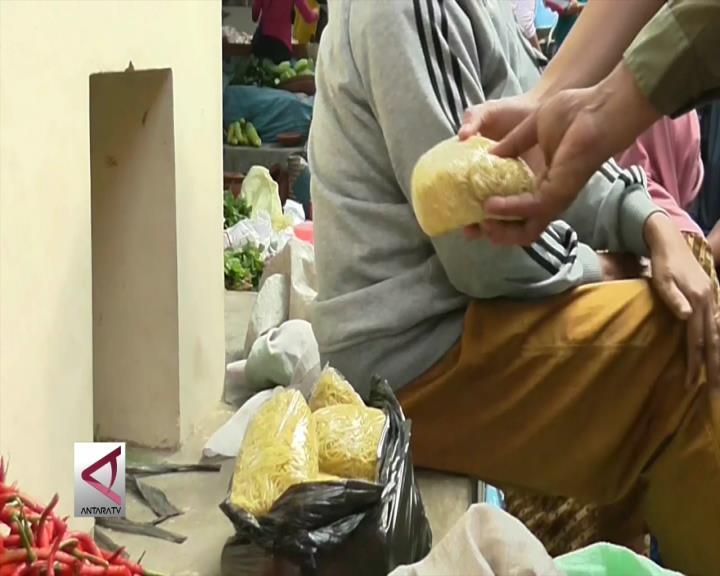 Lagi Ditemukan Makanan Berformalin di Pasar Kulonprogo
