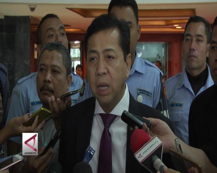 Ketum DPP Golkar Dukung Pihak Hukum