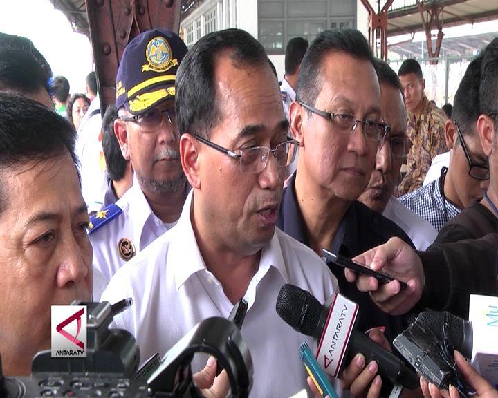 Menhub Segera Realisasi Kereta Cepat JKT-SBY