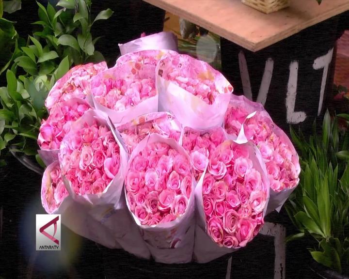 Bunga Potong Sedap Malam Paling Diminati