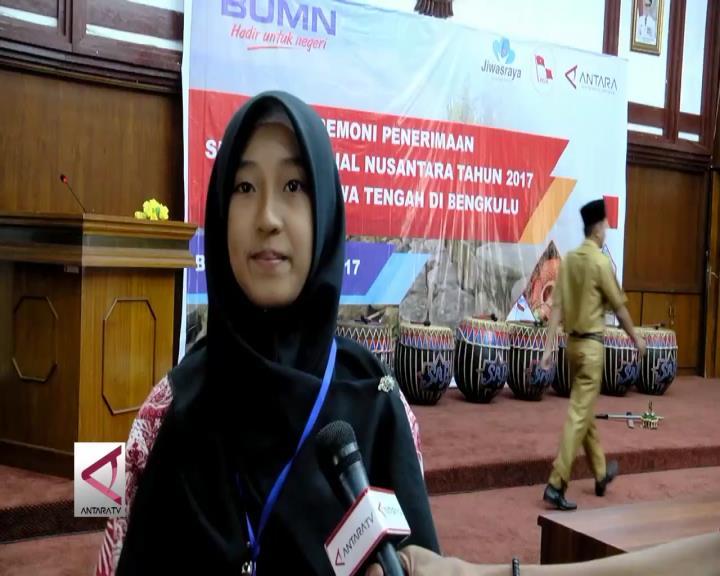 Siswa Asal Jateng Menjelajahi Bengkulu