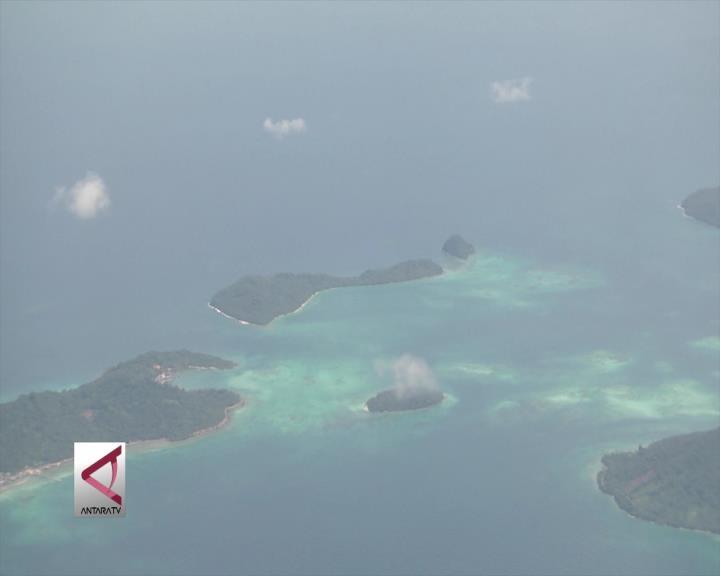 Indonesia Kembali Daftarkan Pulau-Pulaunya ke PBB