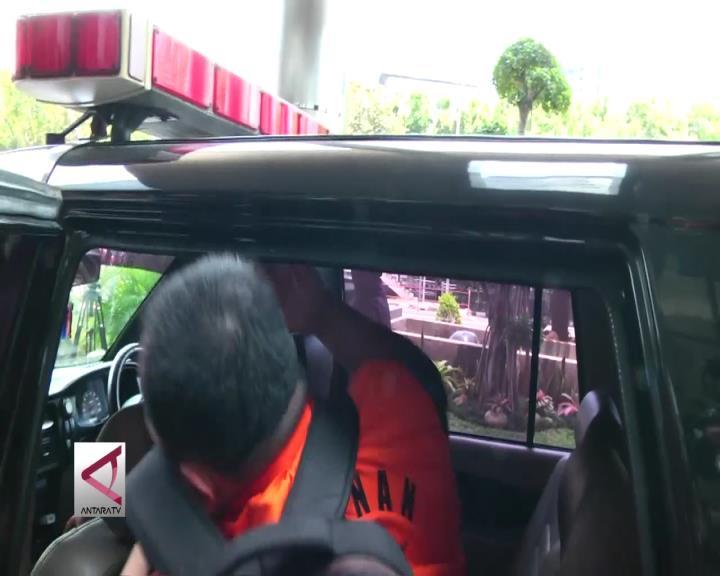 KPK Periksa Tersangka Suap Gubernur Bengkulu