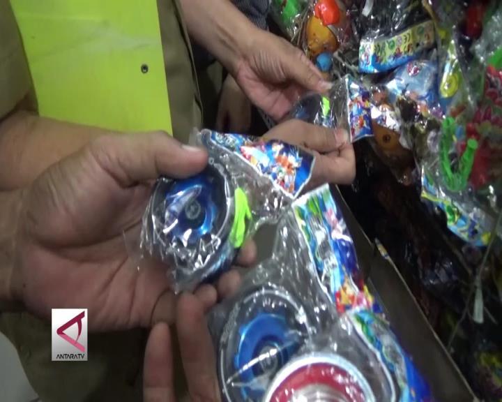 Banyak Produk Mainan Anak tidak Ber-SNI