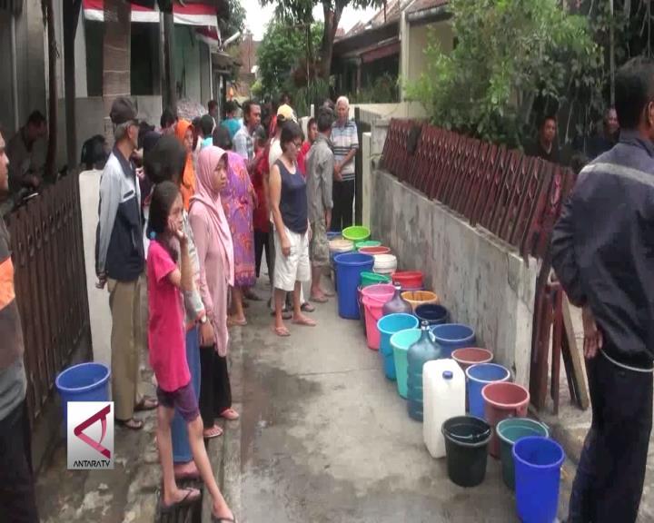 Kualitas Air Tanah di Jabar Terus Menurun