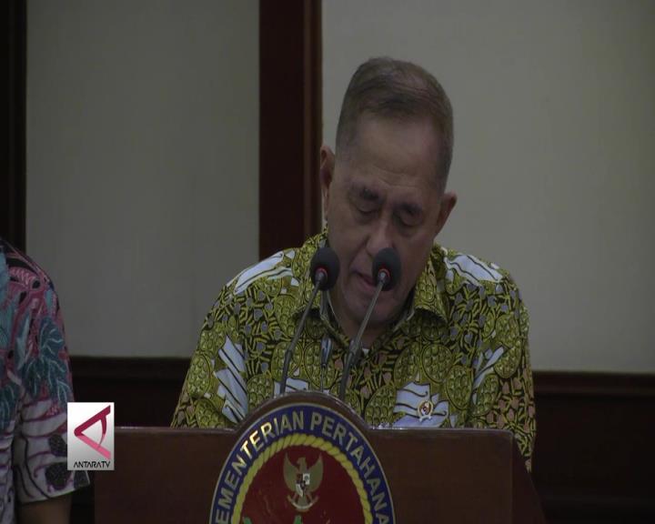 Kemhan & Kemen ATR Kembali Percepat Sertifikasi Aset TNI