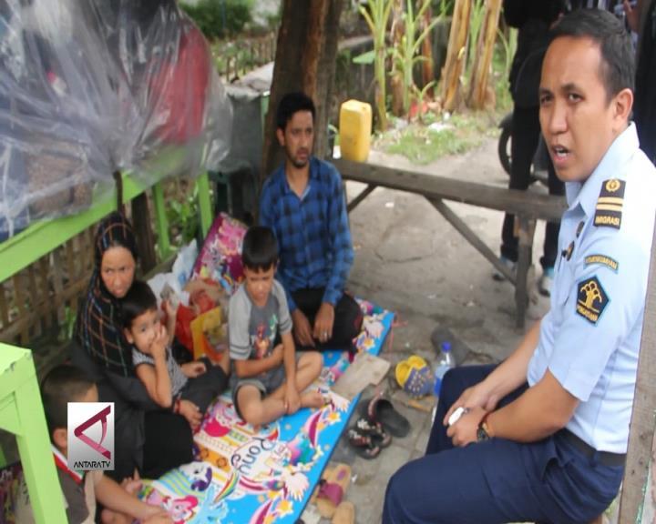 Imigran Asal Afghanistan Dikembalikan ke Bogor