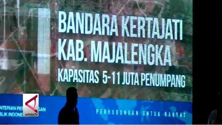Bandara Sukabumi ditargetkan Selesai 2020