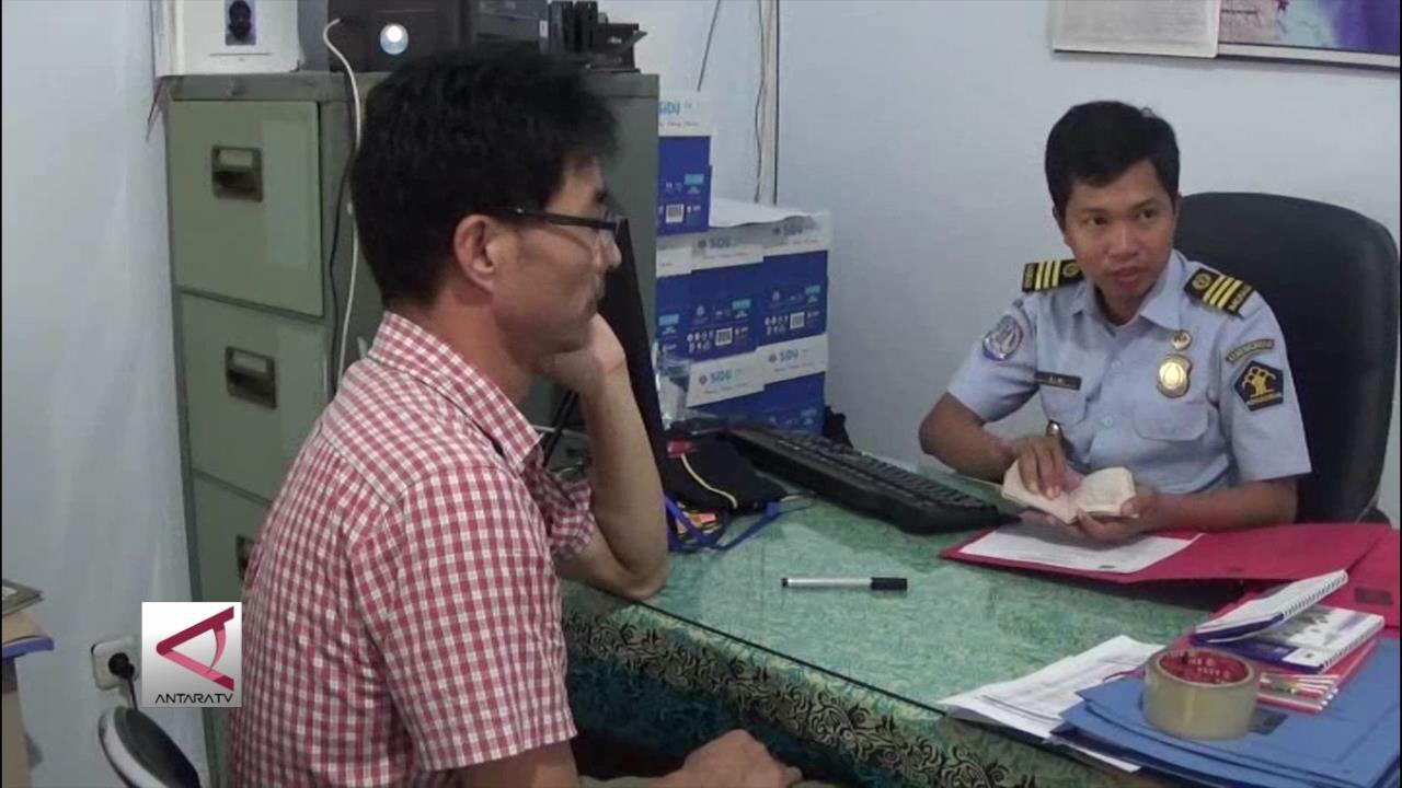 Polisi Tangkap Dua WNA Asal Tiongkok Karena Pelanggaran Imigrasi