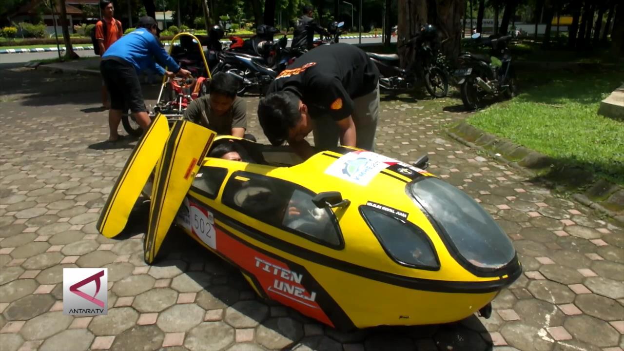 Titen EV UNEJ Juarai Kontes Mobil Listrik Terhemat