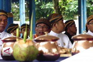 Mahesa Lawung tradisi syukur berdirinya keraton Surakarta