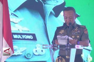 Jaga netralitas, TNI AD rekatkan diri dengan media
