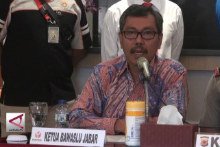 Bawaslu Jabar pecat Ketua Panwaslu Garut