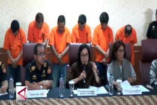 Menkeu & Menteri KKP gagalkan penyelundupan benih lobster