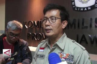 KPU Jabar tetapkan 4 Paslon di Pilgub