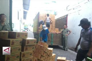 BBPOM Surabaya segel PT Asahan Food