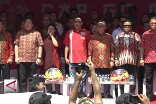 Sejumlah tokoh nasional hadiri perayaan Cap Go Meh Glodok 2018