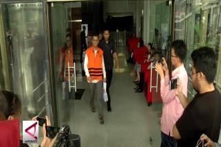 KPK periksa para tersangka kasus suap Pemkot Kendari