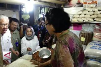 Jelang Ramadan, Mendag pastikan stok beras aman