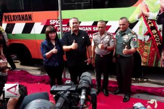 Polrestabes Surabaya siagakan pelayanan  terpadu di kelurahan