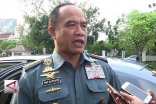 Laksamana TNI Ade Supandi bahas penggantian KSAL