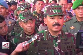 Panglima TNI ingatkan jaga netralitas TNI Polri