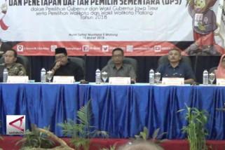 Ribuan Warga Kota Malang Terancam Dicoret KPU