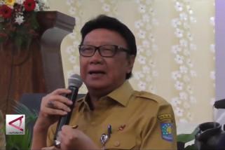 Pembekalan anti korupsi bagi Calon Kepala Daerah Sumut