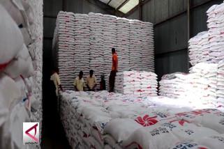 Stok beras di Aceh aman hingga lebaran