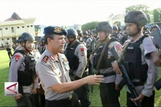 Pilkada rawan, Brimob Polda Papua dituntut humanis
