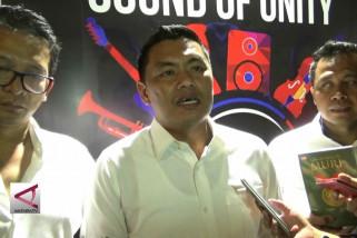 Kapolresta Malang  raih MURI sebagai inisiator musik