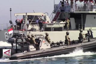 Skill perang marinir angkatan laut dunia