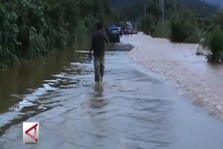 2 Desa di Konawe Utara masih terisolasi banjir