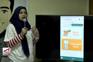 Badan Zakat Nasional luncurkan Aplikasi Zaki Baznas