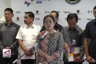 Pengamanan enam objek vital Asian Games