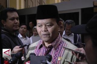HNW: Penundaan Revisi UU Terorisme permintaan Menkumham