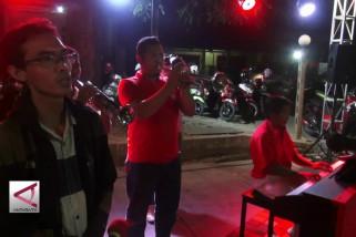 Seniman & Musisi Kota Serang dukung Polri lawan teroris
